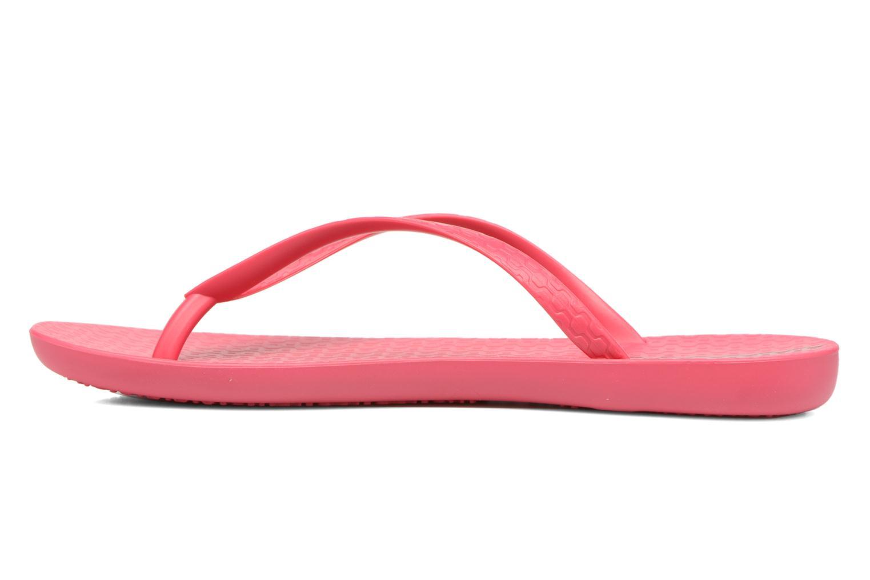 Flip flops Ipanema Wave Pink front view