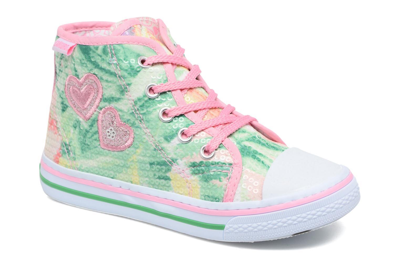 Baskets Canguro Paula Shoes Multicolore vue détail/paire