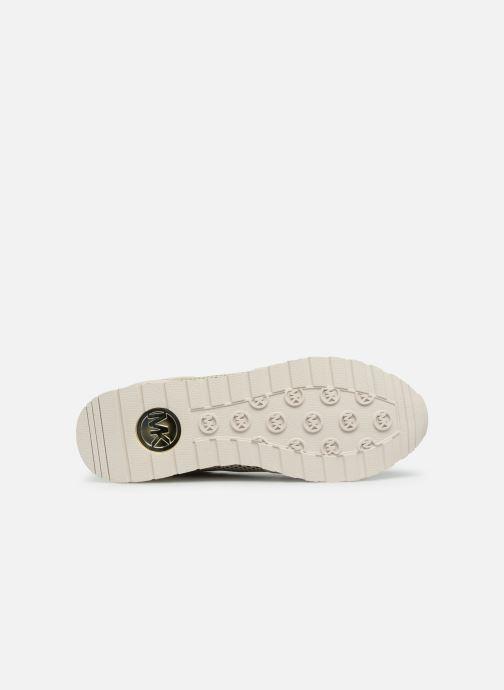 Sneakers Michael Michael Kors Billie Trainer Beige boven