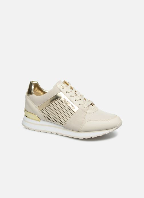 Sneakers Michael Michael Kors Billie Trainer Beige detaljeret billede af skoene
