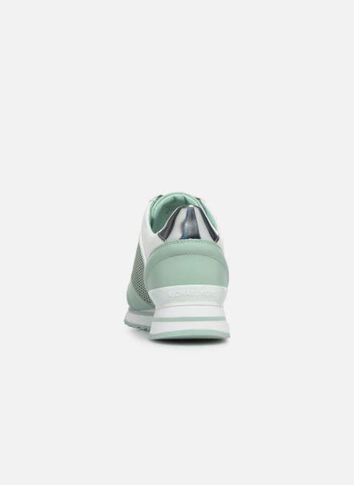 Sneakers Michael Michael Kors Billie Trainer Groen rechts