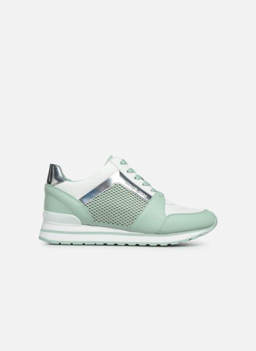Sneakers Michael Michael Kors Billie Trainer Verde immagine posteriore