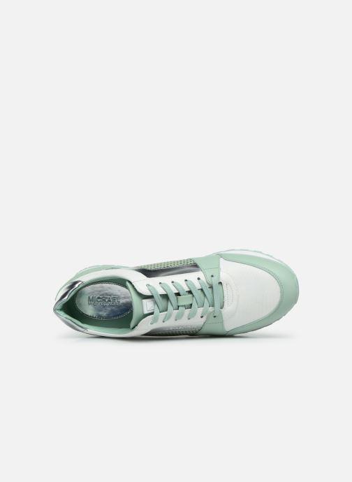 Sneakers Michael Michael Kors Billie Trainer Groen links