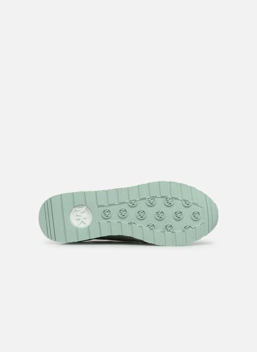 Sneakers Michael Michael Kors Billie Trainer Verde immagine dall'alto
