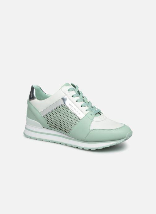 Sneakers Michael Michael Kors Billie Trainer Groen detail