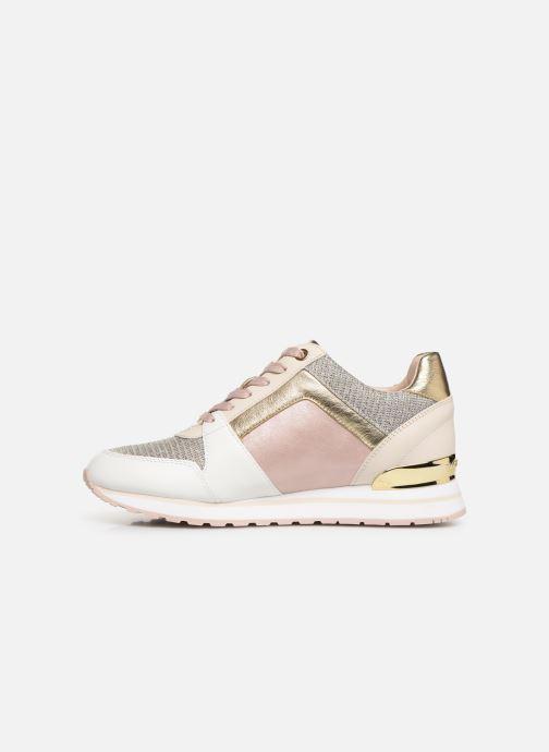 Sneakers Michael Michael Kors Billie Trainer Roze voorkant