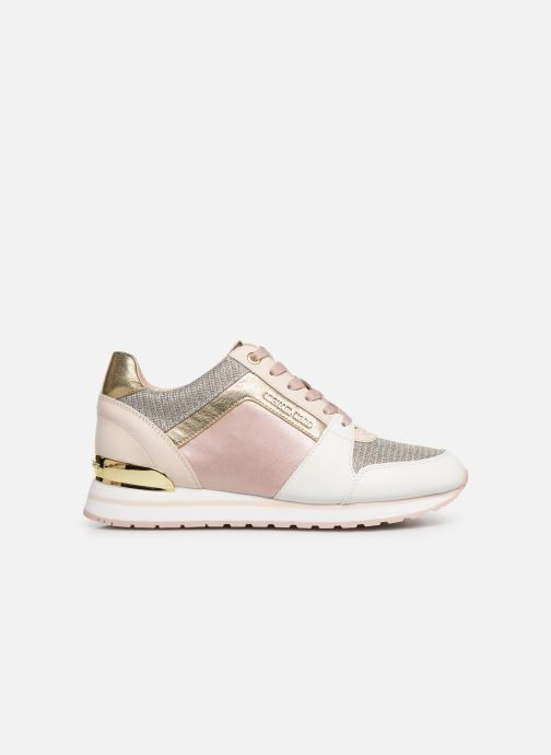 Sneakers Michael Michael Kors Billie Trainer Roze achterkant