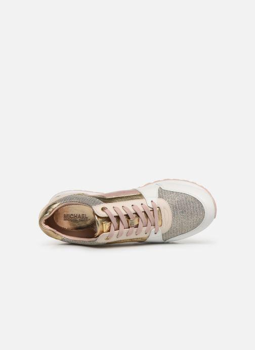 Sneakers Michael Michael Kors Billie Trainer Roze links