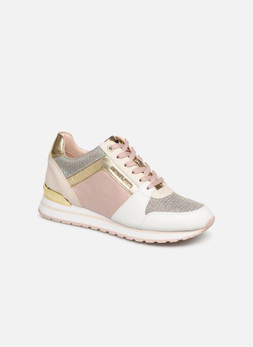 Sneakers Michael Michael Kors Billie Trainer Roze detail