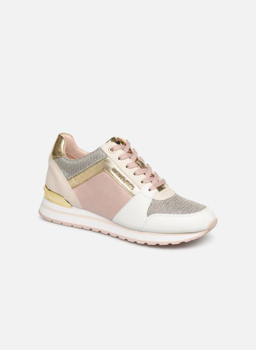 Sneakers Michael Michael Kors Billie Trainer Roze detail