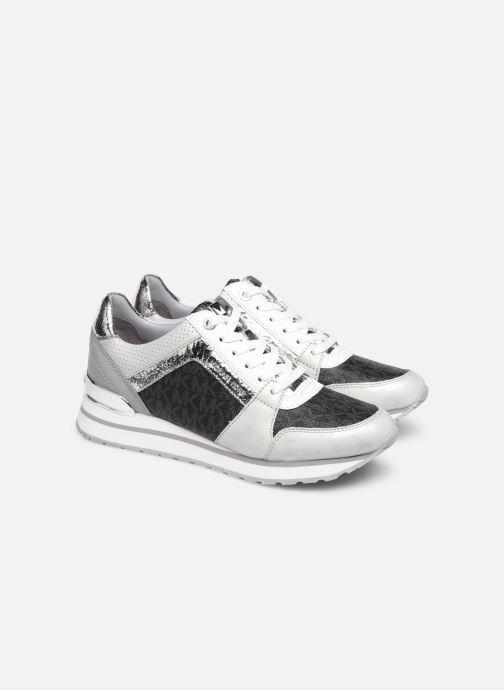 Sneakers Michael Michael Kors Billie Trainer Grijs 3/4'