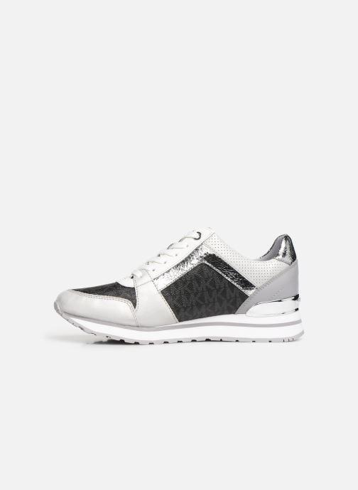 Sneakers Michael Michael Kors Billie Trainer Grijs voorkant