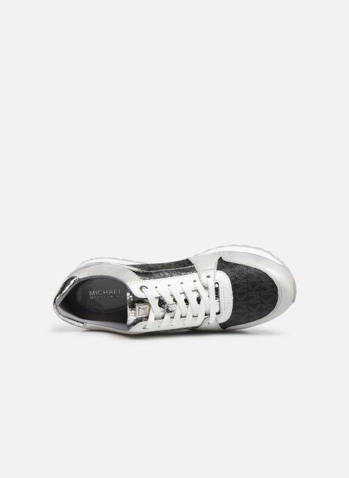 Sneakers Michael Michael Kors Billie Trainer Grijs links