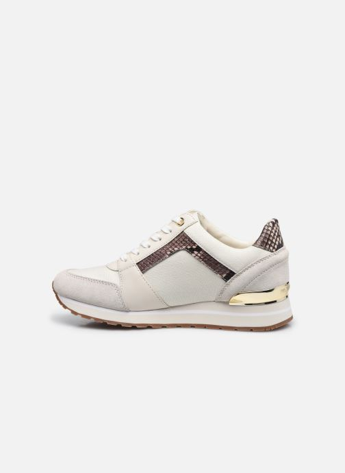 Sneakers Michael Michael Kors Billie Trainer Beige immagine frontale