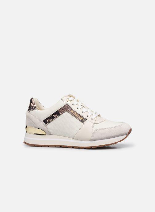 Sneakers Michael Michael Kors Billie Trainer Beige immagine posteriore
