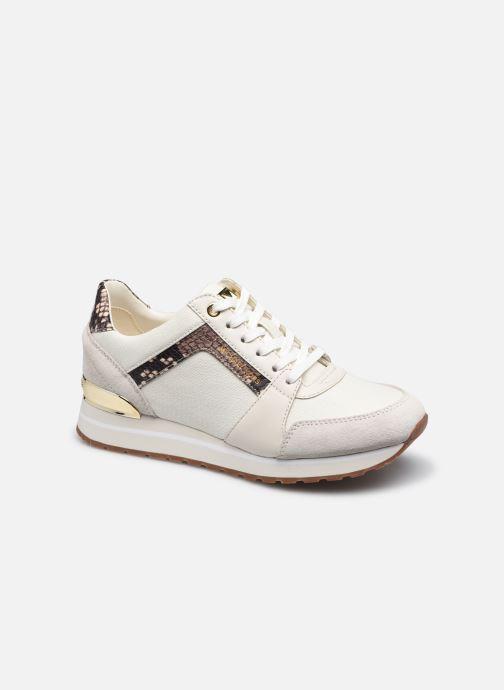 Sneakers Michael Michael Kors Billie Trainer Beige vedi dettaglio/paio