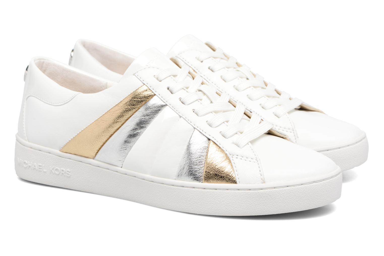 Sneakers Michael Michael Kors Conrad Sneaker Wit 3/4'