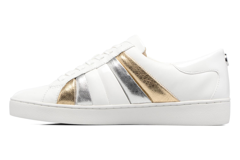 Sneakers Michael Michael Kors Conrad Sneaker Wit voorkant