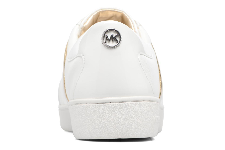 Sneakers Michael Michael Kors Conrad Sneaker Wit rechts