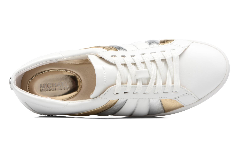 Sneakers Michael Michael Kors Conrad Sneaker Wit links