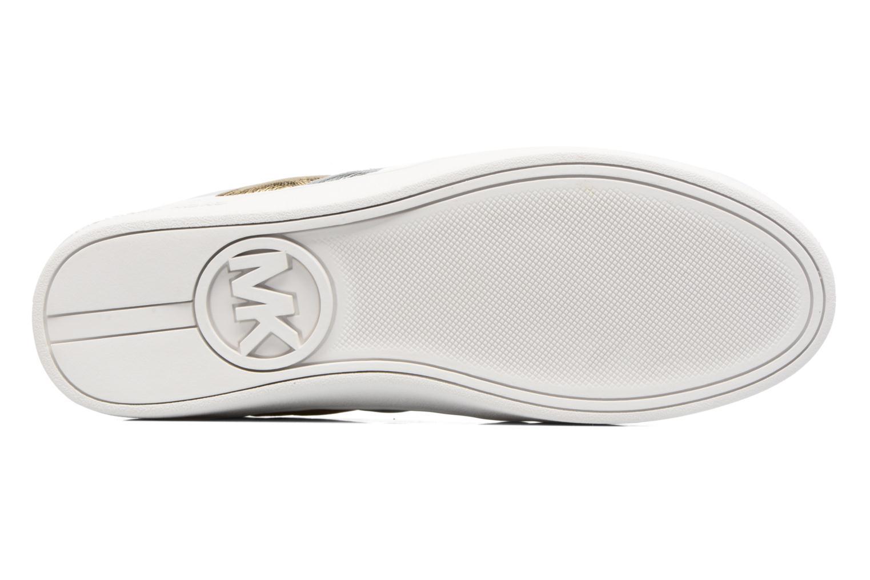 Sneakers Michael Michael Kors Conrad Sneaker Wit boven