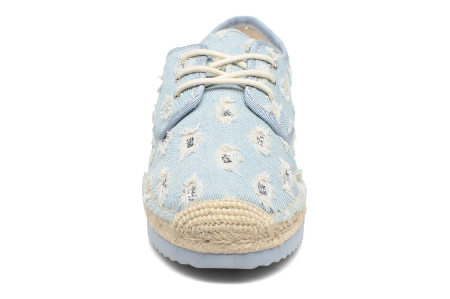 Espadrilles Michael Michael Kors Hastings Lace Up Blauw model