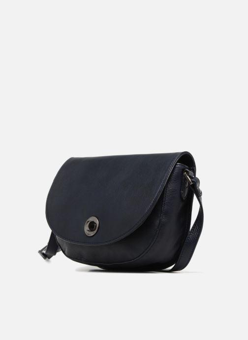 Handbags Sabrina Flora Blue model view