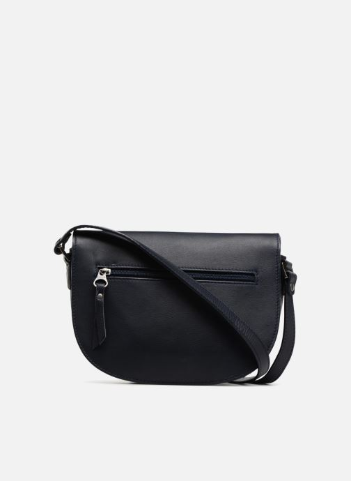 Handbags Sabrina Flora Blue front view
