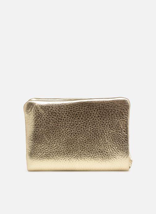 Wallets & cases Sabrina Ninon Bronze and Gold front view