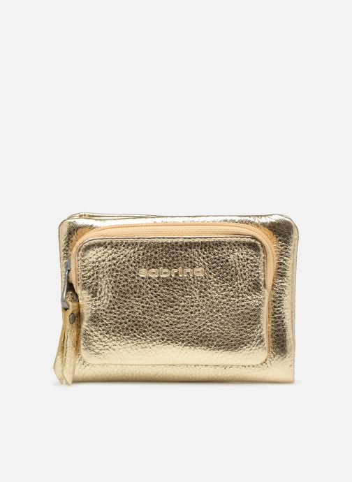 Wallets & cases Sabrina Ninon Bronze and Gold detailed view/ Pair view