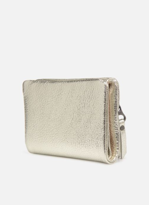 Wallets & cases Sabrina Ninon Silver view from the right