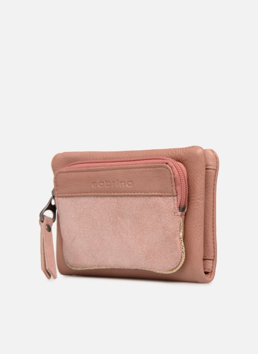 Wallets & cases Sabrina Ninon Pink model view