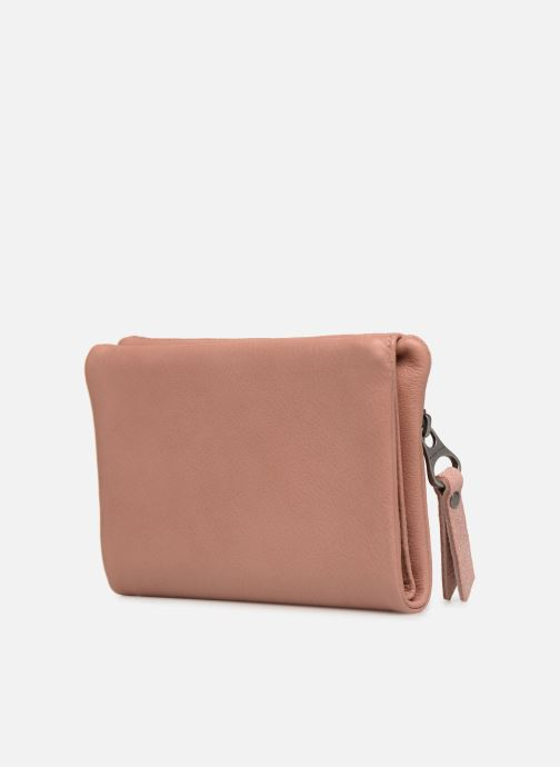 Wallets & cases Sabrina Ninon Pink view from the right
