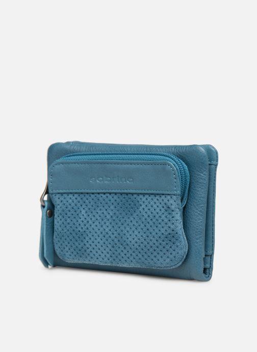 Wallets & cases Sabrina Ninon Blue model view