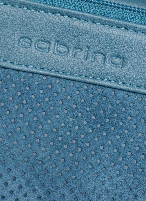 Wallets & cases Sabrina Ninon Blue back view