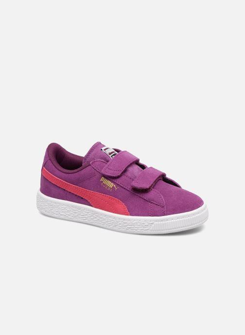 Sneaker Kinder Ps Suede 2 Straps