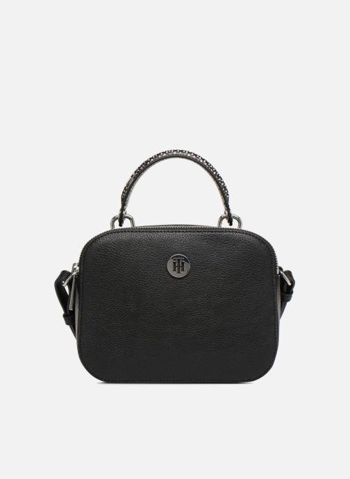 Handtassen Tommy Hilfiger TH Core Crossover Zwart detail