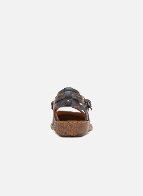 Sandals Josef Seibel Rosalie 13 Blue view from the right