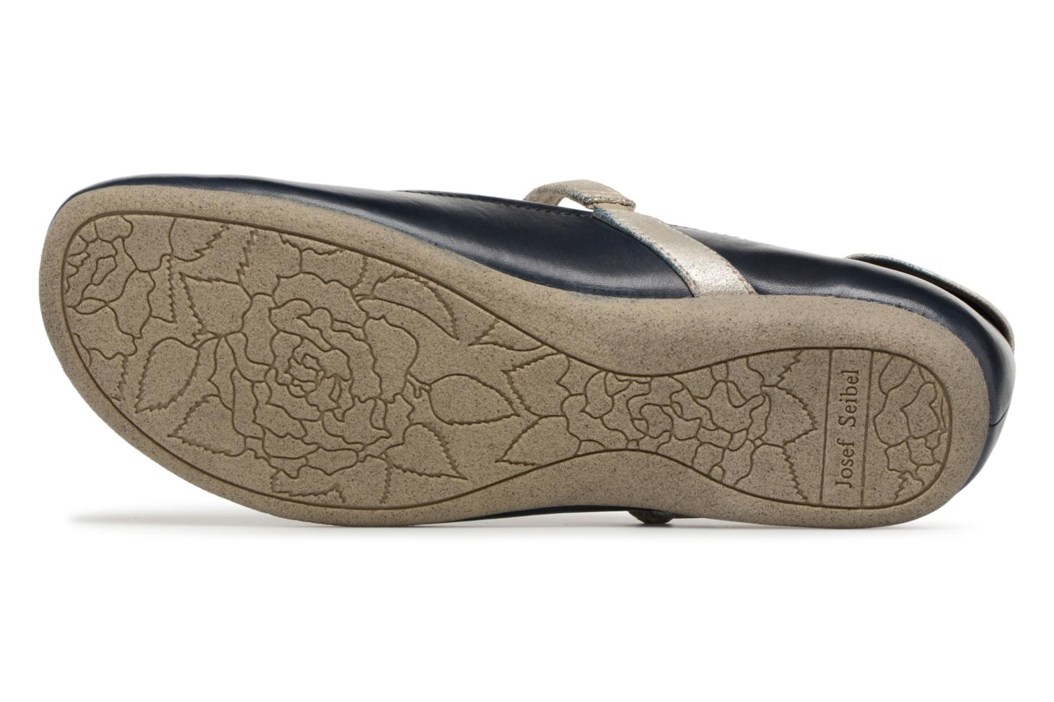 Ballet pumps Josef Seibel Fiona 25 Blue view from above