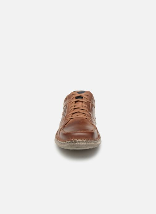 Lace-up shoes Josef Seibel Anvers 59 Brown model view