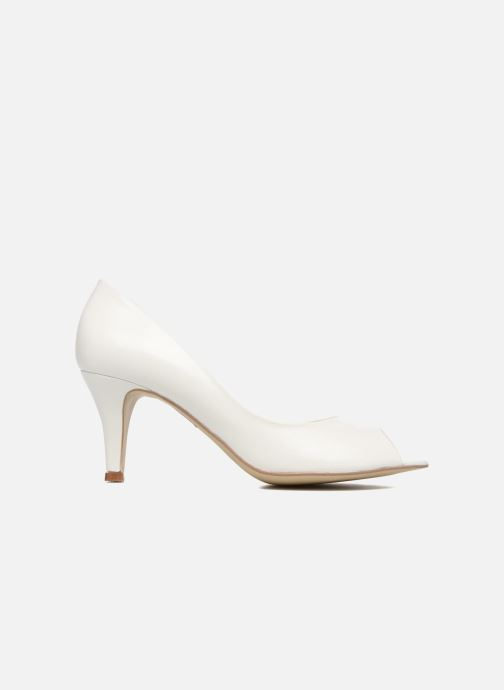High heels Georgia Rose Aligette White back view
