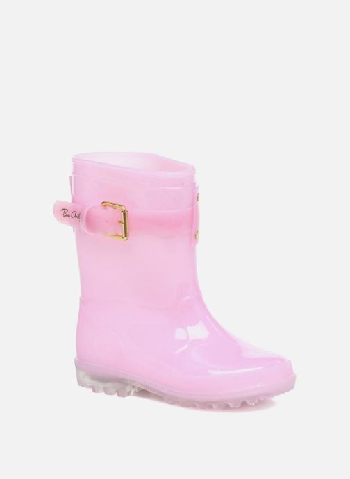 Boots & wellies Be Only Dolce Kid Flash Pink detailed view/ Pair view