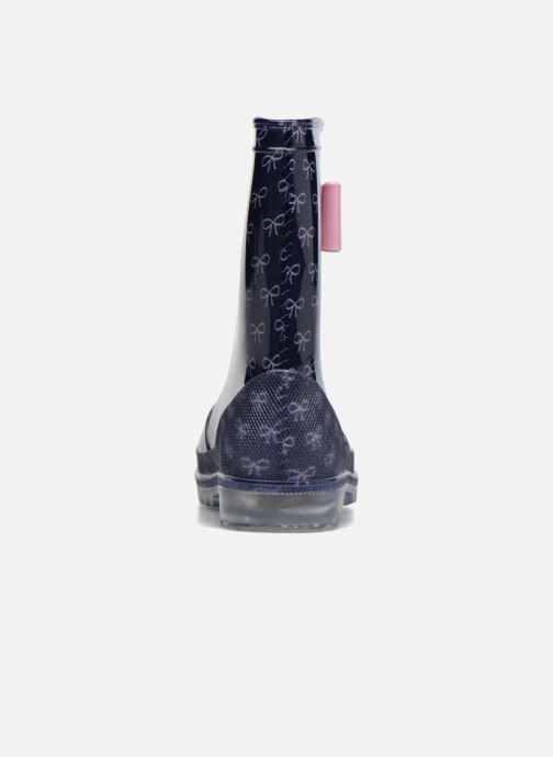 Bottes Be Only Dolly Kid Flash Bleu vue droite