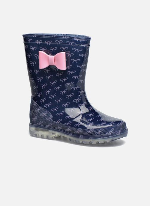 Bottes Be Only Dolly Kid Flash Bleu vue détail/paire