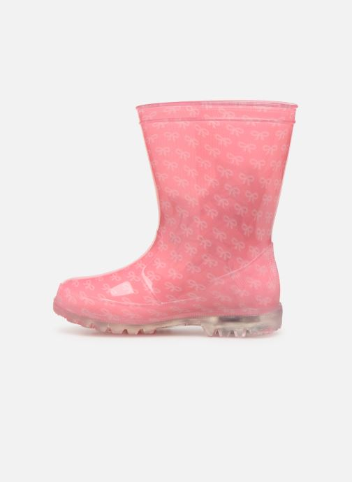 Boots & wellies Be Only Dolly Kid Flash Pink front view