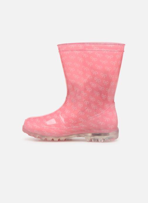 Støvler & gummistøvler Be Only Dolly Kid Flash Pink se forfra