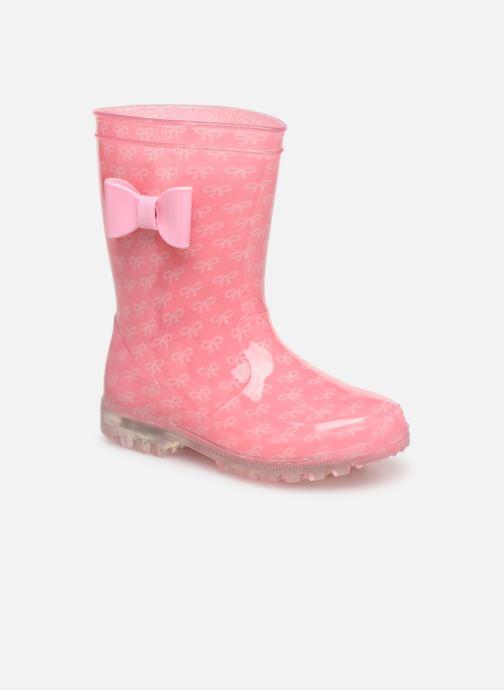 Støvler & gummistøvler Be Only Dolly Kid Flash Pink detaljeret billede af skoene