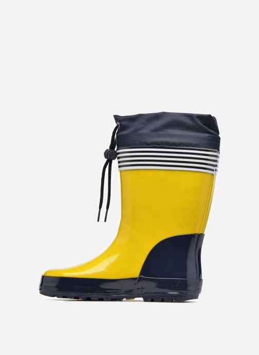Bottes Be Only Nautic Jaune vue face
