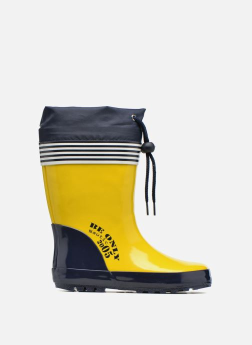 Boots & wellies Be Only Nautic Yellow back view