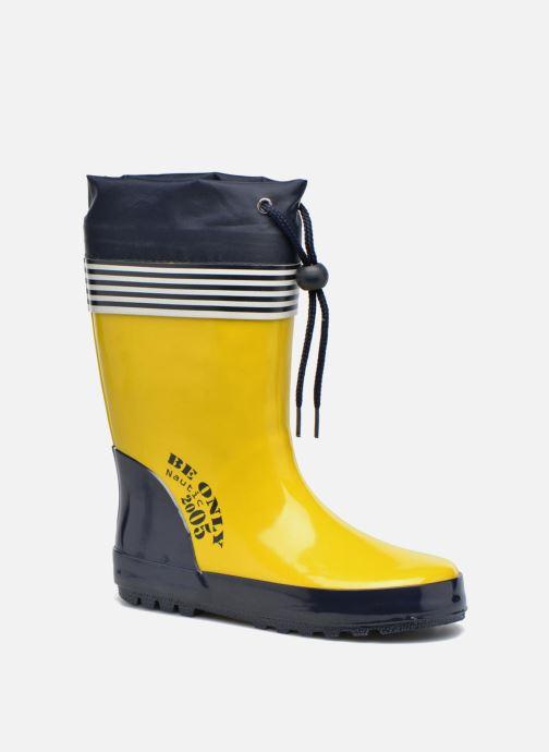 Støvler & gummistøvler Be Only Nautic Gul detaljeret billede af skoene